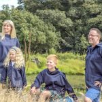 Navy Smocks traditional colour and style