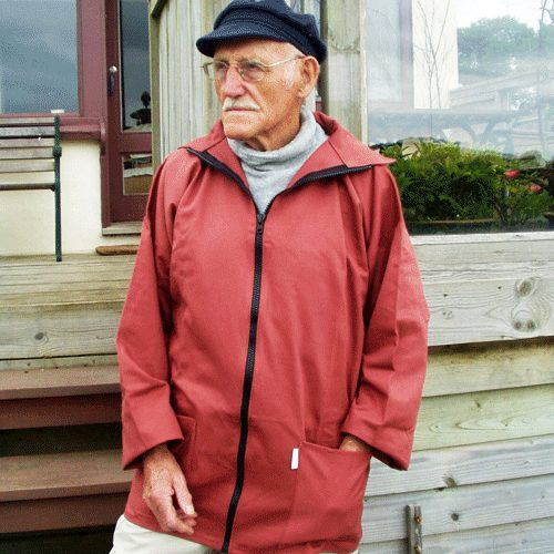 Practical jacket style Traditional Cornish Smock