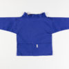 Child's Crew Neck Smock Sea Blue