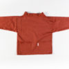 Child's Crew Neck Smock Breton Red